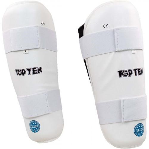 TopTen Wako Kickboxing Schienbeinschoner